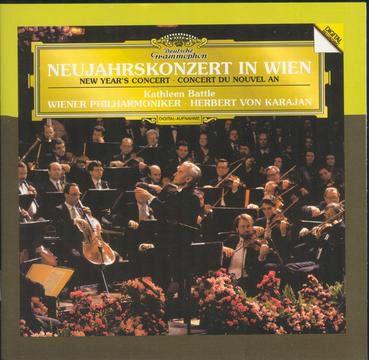 《蓝色多瑙河》——1987年维也纳新年音乐会 卡拉扬指挥版——旷世经典即刻收藏