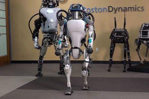 研究称2030年机器人可取代2000万制造业职位