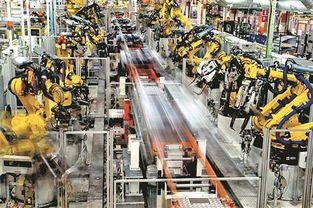 工业机器人构造原理——丰富的机械运动动图展示