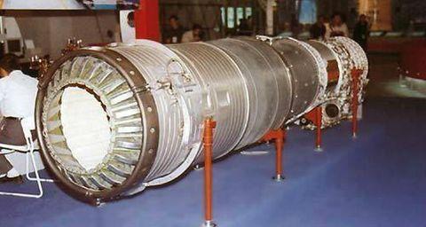 科学探索——神奇的航空发动机
