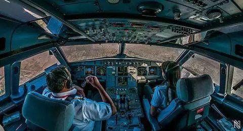 民航客机的AI 飞控系统