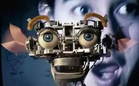 机器人动作的机械原理