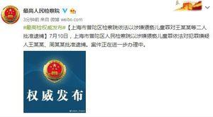 新城控股原董事长王振华因涉嫌猥琐9岁女童被捕
