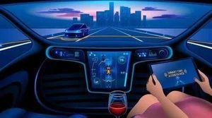 智能驾驶产业集群区域格局已成,起步北上广、落地看长沙