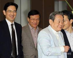 """三星继承人道歉:打响韩国财阀""""世袭制""""终结第一枪?"""