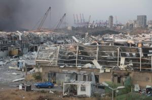 爆炸的黎巴嫩贝鲁特港口,有多重要
