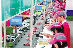 进击的中国工厂