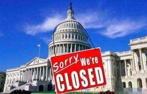 如果下周美国政府真的关门 意味着什么?