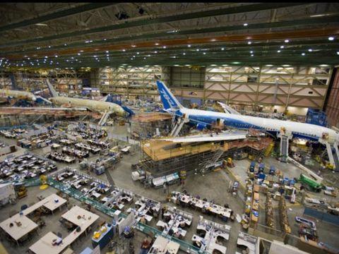 飞机制造企业的风险管理