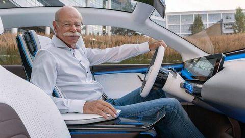 戴姆勒的新能源汽车之路