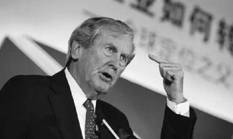 """""""定位之父""""杰克·特劳特辞世,影响中国一批企业家"""