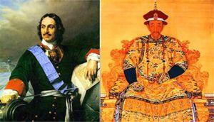 太神奇了:古代同一时期,西方和中国的历史竟如此相似