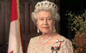 图片中的女王